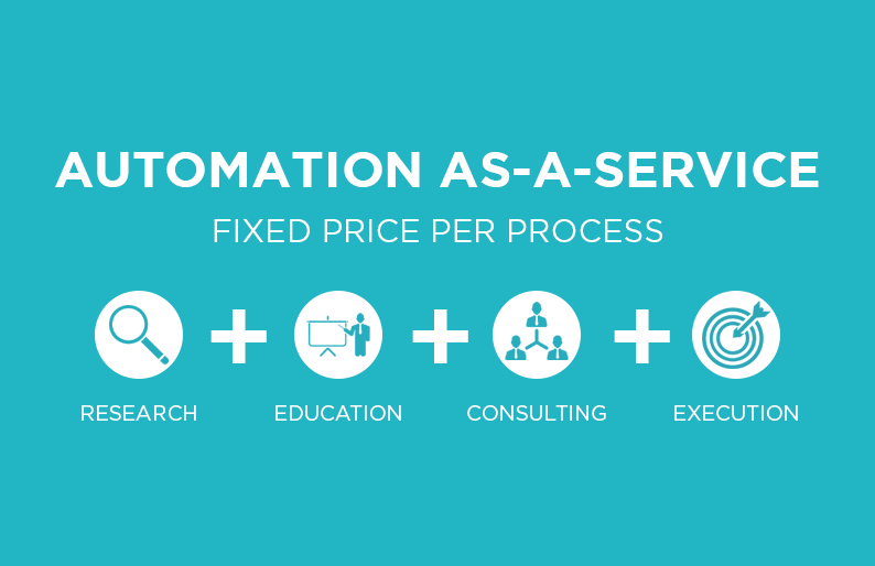 Automation as a service