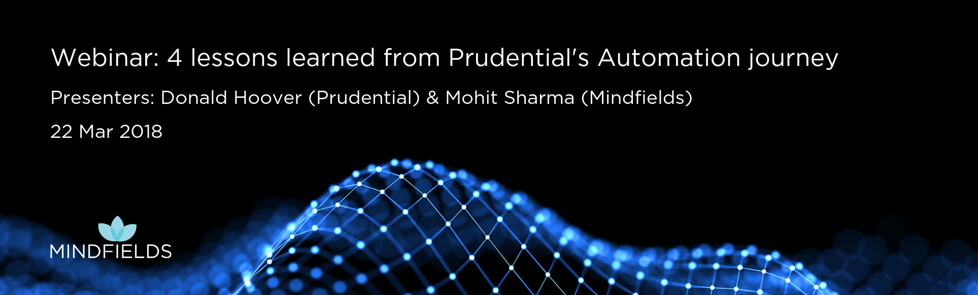 Webinar - 4key lessons Prudential LP