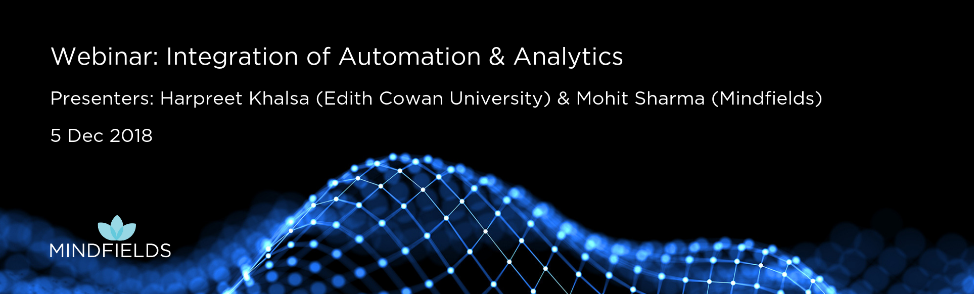 Webinar - Automation & Analytics LP