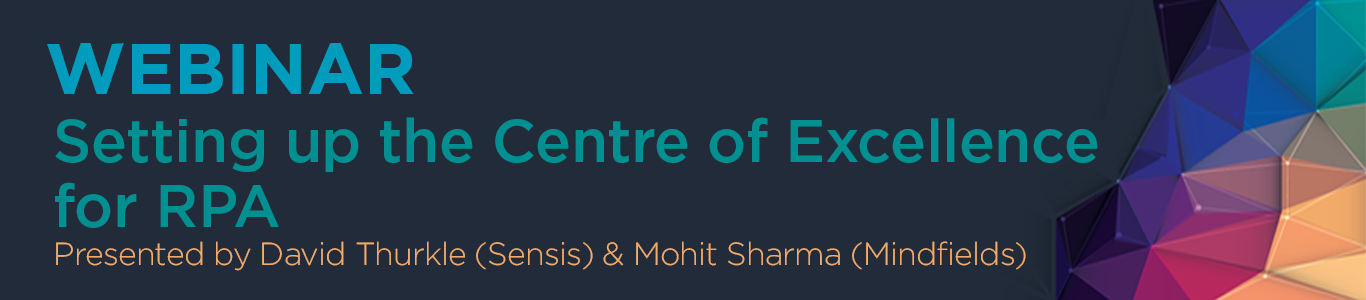 Setting up the Centre of Excellence