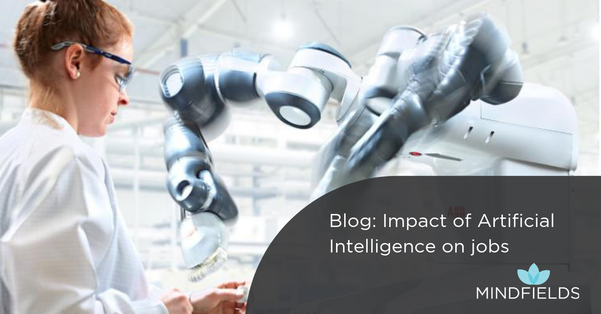 Impact of Artificial Intelligence on Jobs in Healthcare
