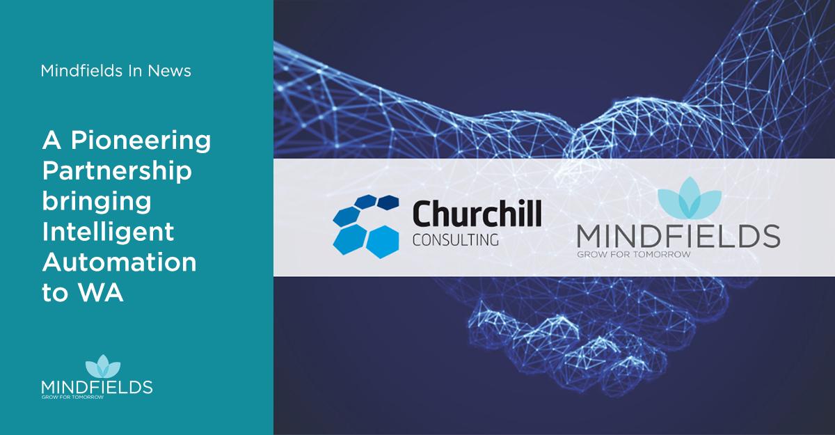 A Pioneering Partnership bringing Intelligent Automation to WA